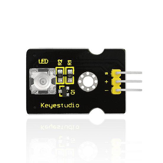 Módulo LED blanco para Arduino, marca Keyestudio