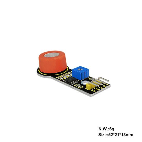 Módulo Sensor análogo de alcohol para Arduino, marca Keyestudio
