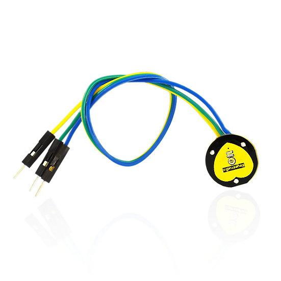 Módulo sensor de pulso KD-58C para Arduino, marca Keyestudio