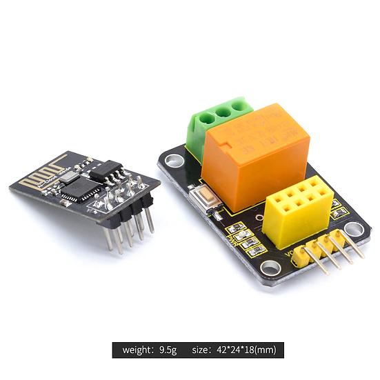 Módulo Relevo 3V ESP-01 para Arduino, marca Keyestudio