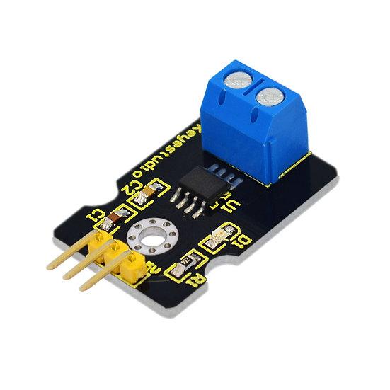 Módulo Sensor de corriente ACS-30A para Arduino, marca Keyestudio