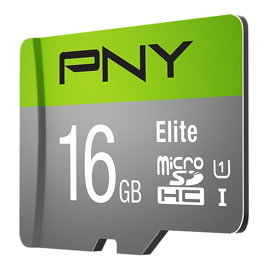 Memoria Micro Sd Pny Elite U1 16 Gb Clase 10