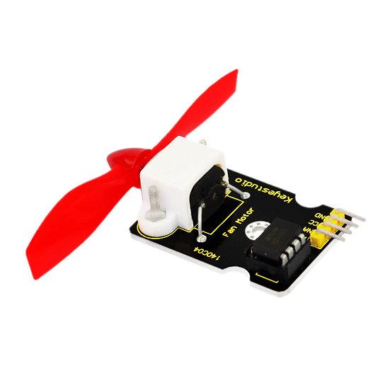 Módulo Ventilador L9110 para Arduino, marca Keyestudio