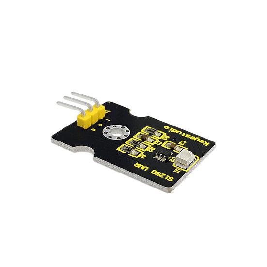 Módulo Sensor Ultravioleta GUVA-S12SD 3528  para Arduino, marca Keyestudio