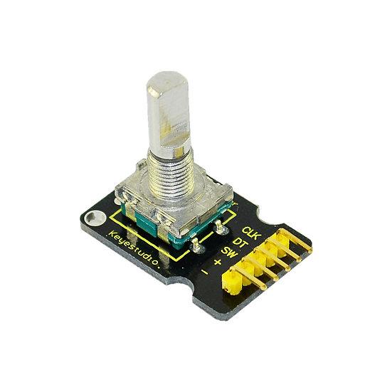 Módulo Sensor análogo de rotación para Arduino, marca Keyestudio