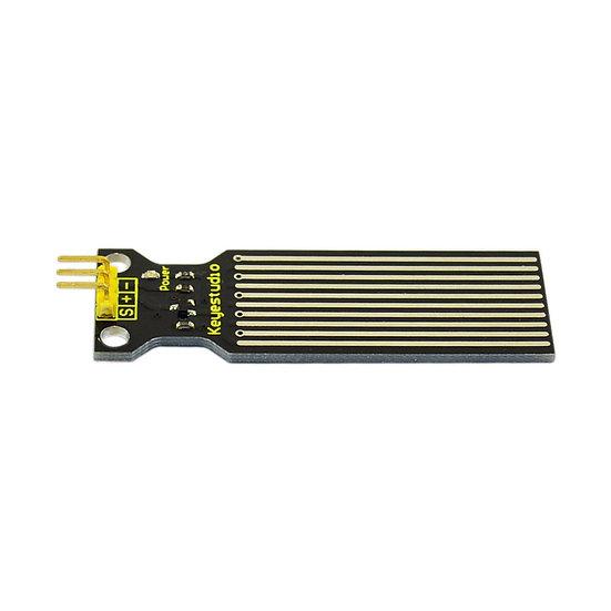 Módulo Sensor de agua para Arduino, marca Keyestudio