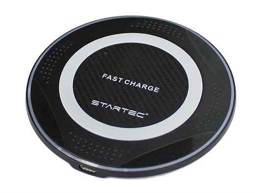 Cargador Inalambrico Star Tec St-Fc-19 para Smartphone