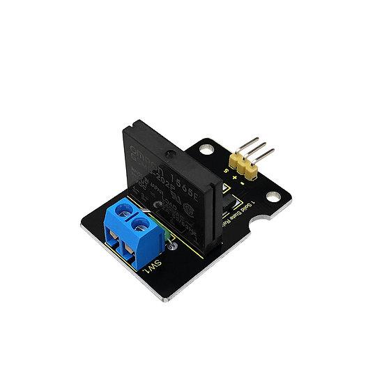 Módulo relevo de estado sólido, 1 canal para Arduino, marca Keyestudio