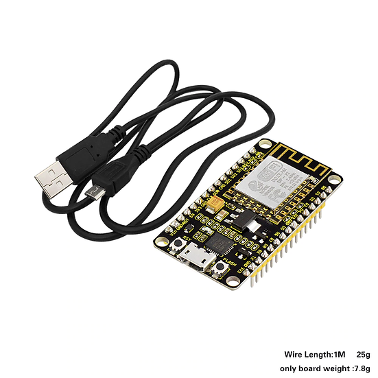 Módulo Placa Wi-Fi ESP8267 para Arduino, marca Keyestudio