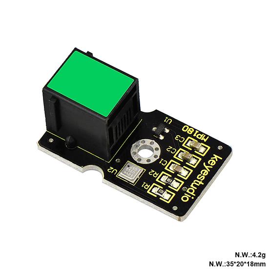 Módulo Sensor digital de presión barométrica BMP180 para Arduino, marca Keyestud