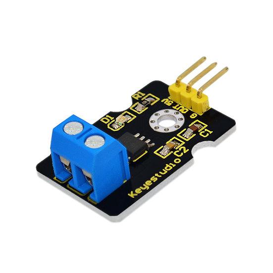 Módulo Sensor de corriente ACS-20A para Arduino, marca Keyestudio