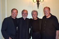 Joe, Bruce, Gregg & Lee