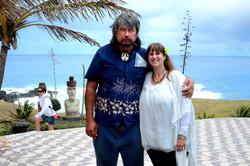 Pau Hitorangi & Monika Muranyi