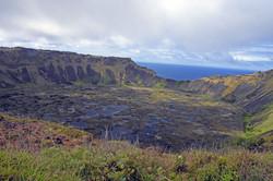 Volcano Rano Rau