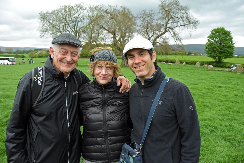 Glenn, Cameron & Elan