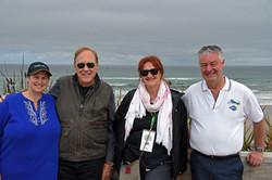 Monika, Lee, Chris, & Jim