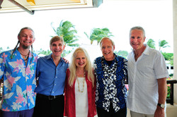 Marc, Todd, Peggy, Lee & Anders
