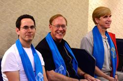 Elan Cohen, Lee Carroll & Dr. Todd