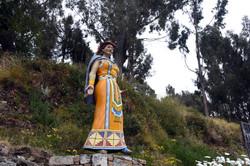 Inca – Mama Huaca