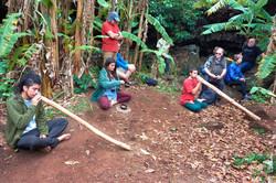 Cavern of Te Pahu