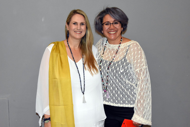 Monika Muranyi & Rubi Hendricks