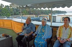 Lee, Marilyn & Elan