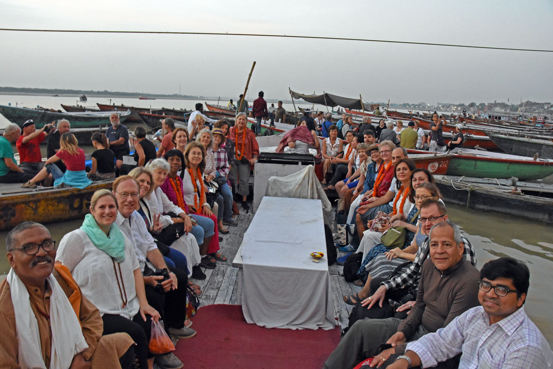 Kryon group, Varanasi