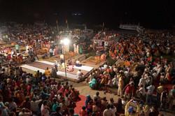 Puja Ceremony, Varanasi