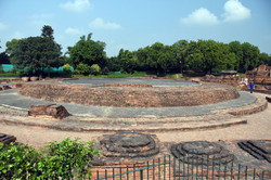 Sarnath, Buddha's first sermon