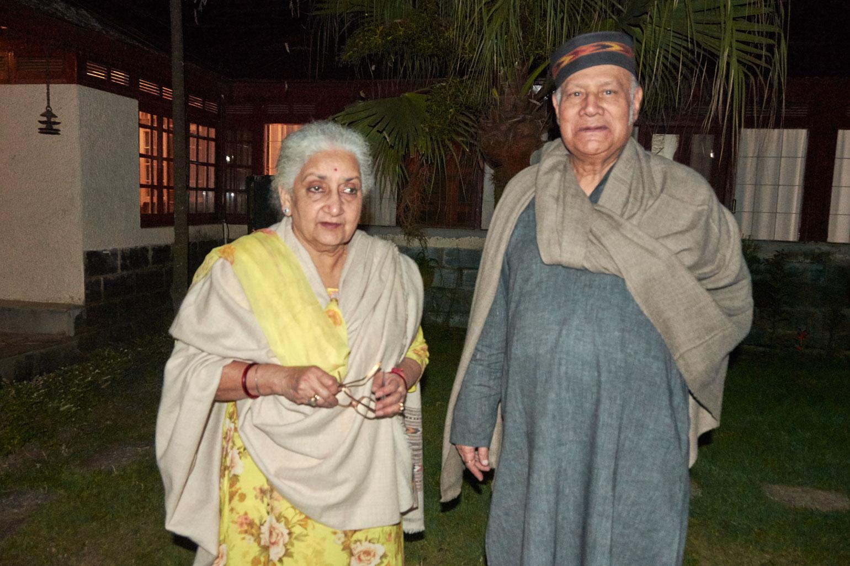 Maharaja & Princess Chandra