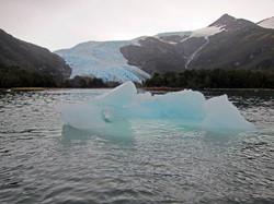 Agulia Glacier