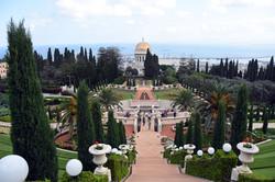 Baha'i Shrine & Gardens
