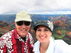 Lee Carroll & Monika Muranyi