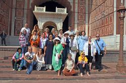 Kryon group Jama Masjid