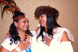 Shaman Samia Debbah & Kahuna Kalei