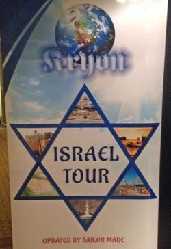Kryon Israel Tour