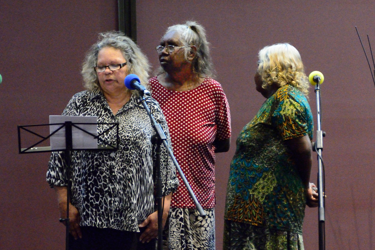 Welcome to Country by Anangu Women