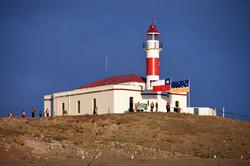 Lighthouse on Magdalena Island