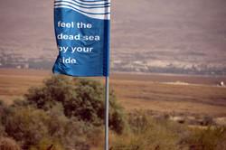 Heading to the Dead Sea