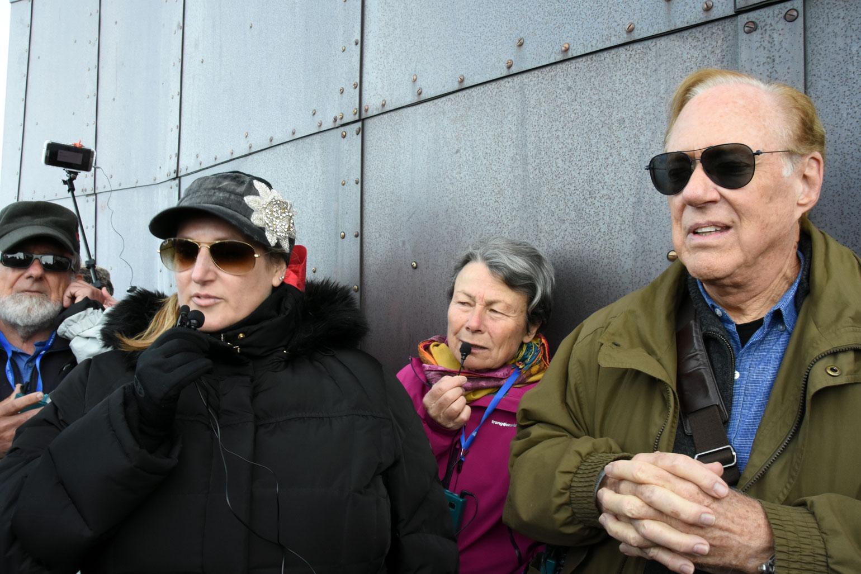 Monika Muranyi & Lee Carroll