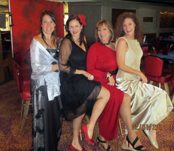 Susana, Monika, Mary Ellen & Rhonda