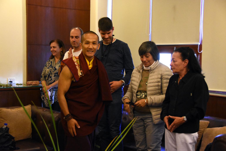 Chokyong Palga Rinpoche