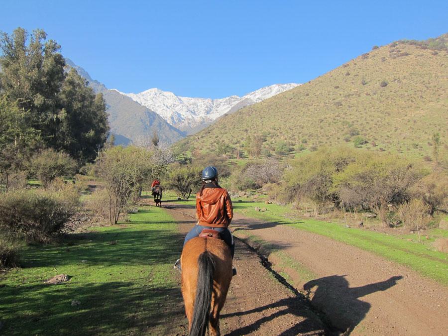 El Parque La Quebrada de Macul