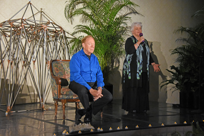 Lee Carroll & Marilyn Harper