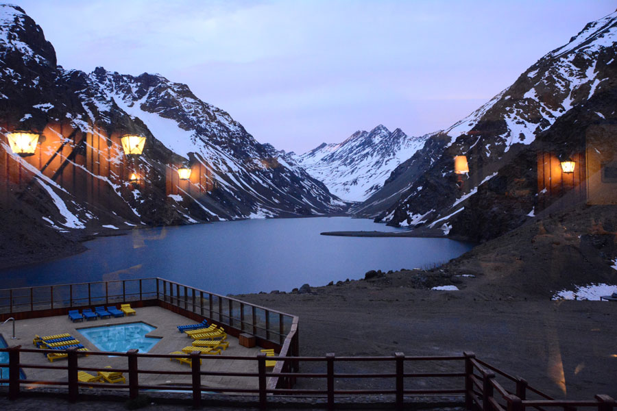 Portillo Hotel, Chile