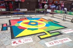 Mandala for Tihar