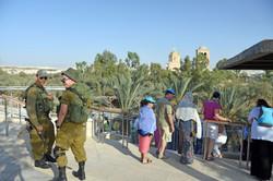Border of Israel & Jordan