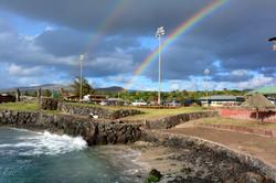 Rapa Nui rainbow