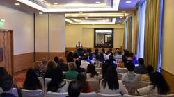 Kryon in Delhi Seminar