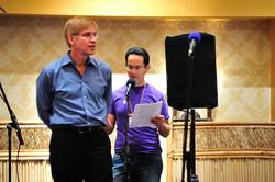 Dr. Todd Ovokaitys & Elan Cohen